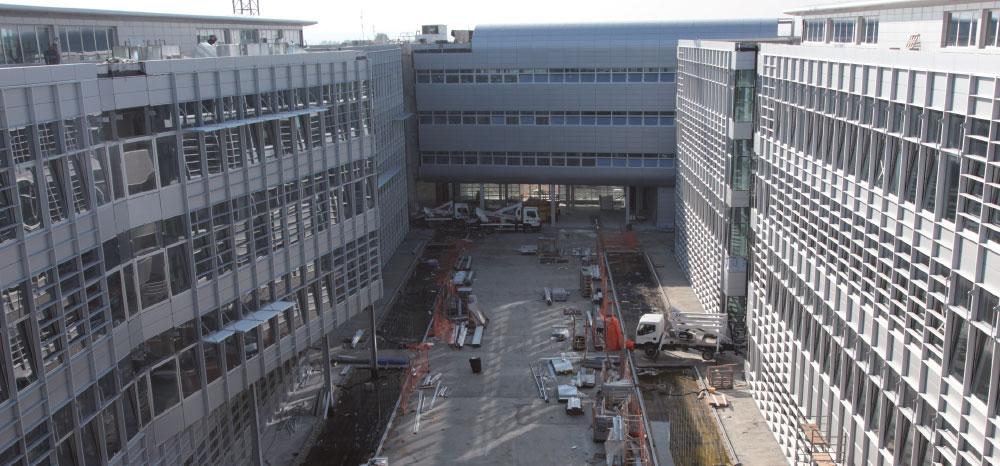 Quartier Generale Afsouth Lago Patria Napoli 5 Cosap Consorzio